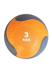 Dawson Sports Medicine Ball, Orange, 3KG
