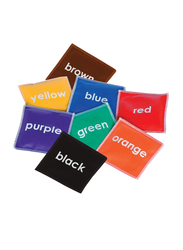 Dawson Sports Bean Bags, 8 Pieces, Multicolor