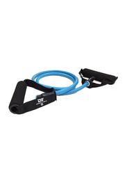 Dawson Sports Resistance Tube, Blue/Black, Heavy