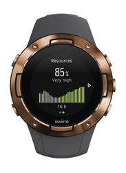 Suunto 5 Smartwatch, GPS, Graphite Copper