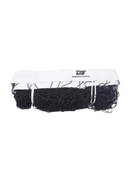 Dawson Sports School Volleyball Net, Black
