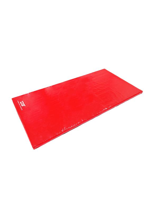 Dawson Sports Gymnastic Flat Mat, Red