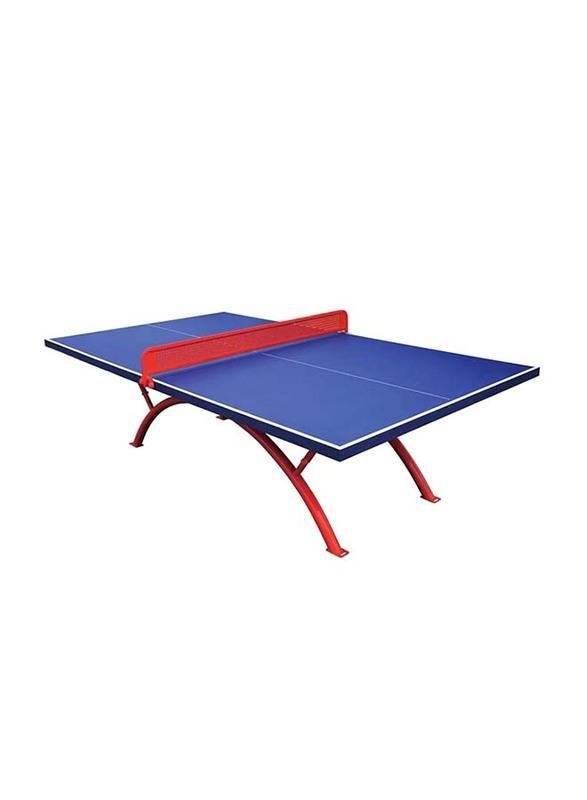 Dawson Sports Outdoor Portable Table Tennis, Blue