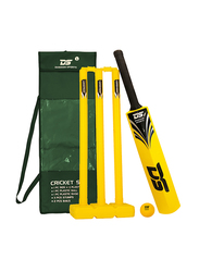 Dawson Sports Cricket Set, Size 3, Yellow