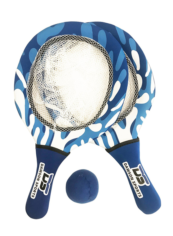 Dawson Sports 3-Piece Catch Paddles Set, Blue