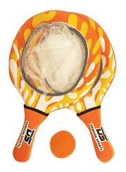Dawson Sports 3-Piece Catch Paddles Set, Orange
