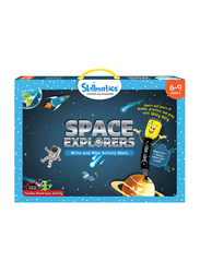 Skillmatics Space Explorers, Learning & Education Toy, Ages 6+, Multicolour