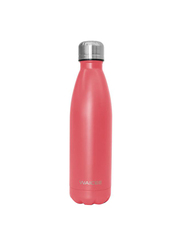 Waicee 500ml City Stainless Steel Thermal Insulated Vacuum Flask, Red