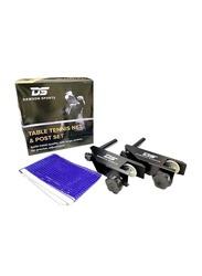 Dawson Sports TT Replacement Net and Post Set, Blue
