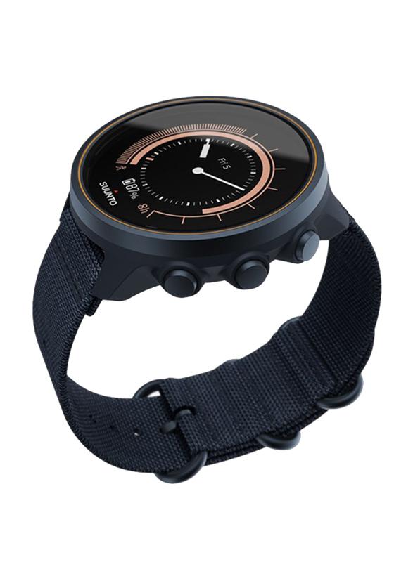 Suunto 9 Baro Smartwatch, GPS, Granite Blue