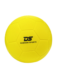 Dawson Sports Foam Football, Yellow