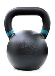 Dawson Sports Crossfit Kettlebell, Black, 14KG