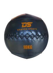 Dawson Sports Cross Training Wall Ball, Black, 10KG