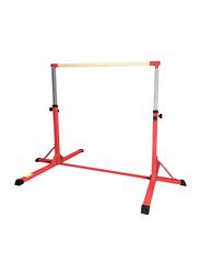 Dawson Sports Gymnastic Horizontal Training Bar, Red
