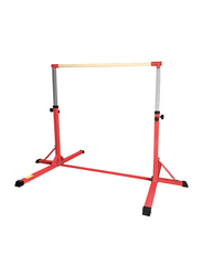 Dawson Sports Gymnastic Horizontal Training Bar, Red