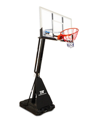 Dawson Sports Deluxe Basketball System, Black