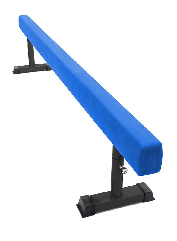 Dawson Sports Lower Height Adjustable Balance Beam, Blue