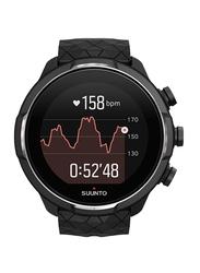 Suunto 9 Baro Smartwatch, GPS, Titanium Black