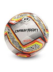 Dawson Sports Mission Football, Size 4, Yellow/White