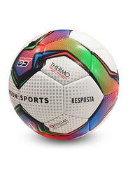 Dawson Sports Resposta Football, Size 5, Multicolor