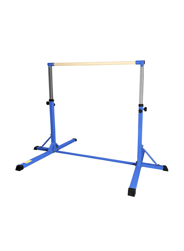 Dawson Sports Gymnastic Horizontal Training Bar, Blue