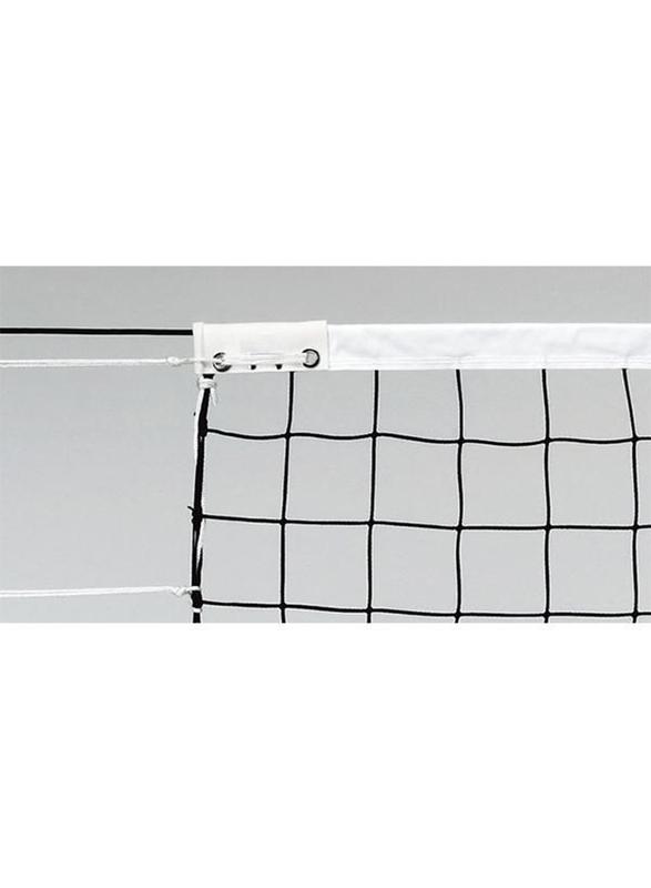 Dawson Sports Indoor Volleyball Net, Black