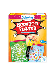 Skillmatics Boredom Buster, Learning & Education Toy, Ages 3+, Multicolour