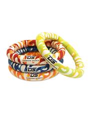Dawson Sports Dive Rings, 4 Pieces, Multicolor