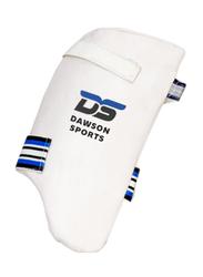 Dawson Sports Thigh Pad for Boys, White