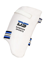 Dawson Sports Thigh Pad for Boys, White