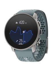 Suunto 9 Peak Smartwatch, GPS, Moss Gray