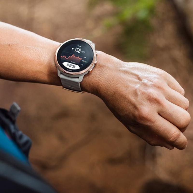 Suunto 7 Smartwatch, GPS, Sandstone/Rosegold