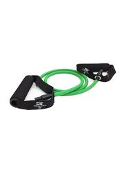 Dawson Sports Resistance Tube, Green/Black, Medium