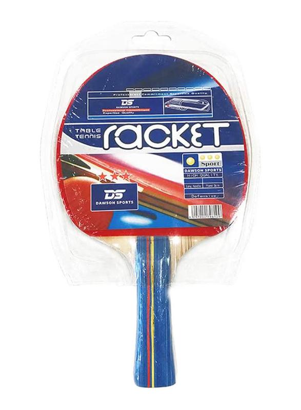 Dawson Sports School Table Tennis Racket, Blue