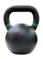 Dawson Sports Crossfit Kettlebell, Black, 18KG