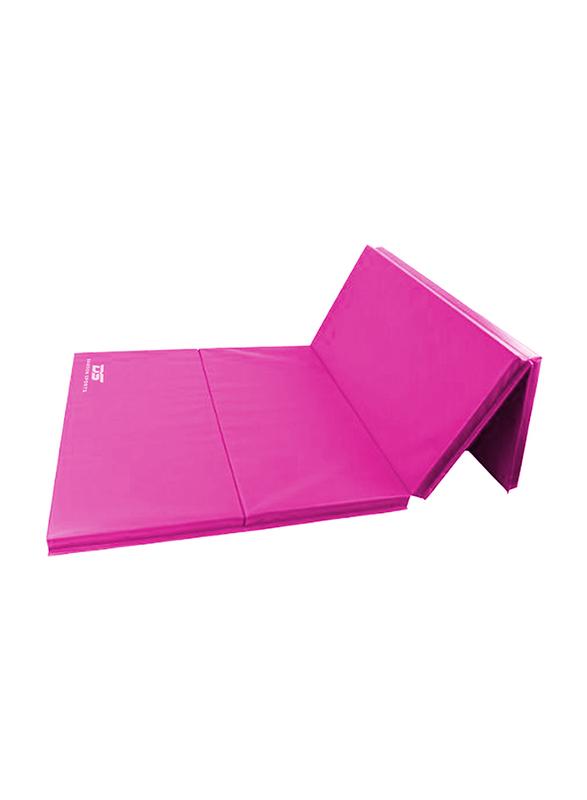 Dawson Sports Gymnastic Folding Mat, Pink