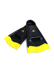 Dawson Sports Swimming Fins, UK Size 9-11, 2 Pieces