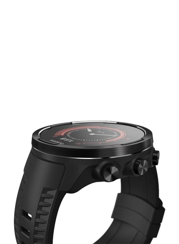 Suunto 9 Baro Smartwatch, GPS, Black