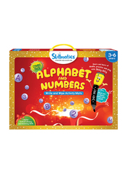 Skillmatics Alphabet and Numbers Combo Product, Learning & Education Toy, Ages 3+, Multicolour