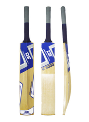 Dawson Sports K5000 Cricket Bat, Full Size, Brown