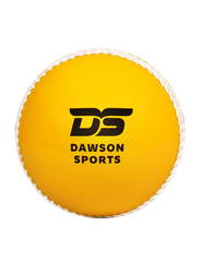 Dawson Sports Incrediball Cricket Ball, Yellow
