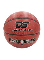 Dawson Sports PU Championship Basketball, Size 3, Brown