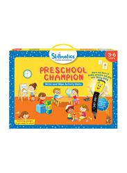 Skillmatics Preschool Champion, Learning & Education Toy, Ages 3+, Multicolour