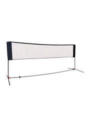 Dawson Sports Pop Up Tennis/Badminton Net, 3 Meter, Black