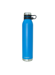 Waicee 1000ml The Royal Jakey Stainless Steel Thermal Insulated Vacuum Flask, Royal Blue
