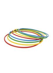 Dawson Sports Hula Hoops, 30 Inches, Multicolor