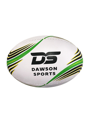 Dawson Sports All Weather Trainer Ball, Size 3, Green/White