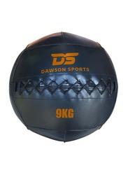 Dawson Sports Cross Training Wall Ball, Black, 9KG