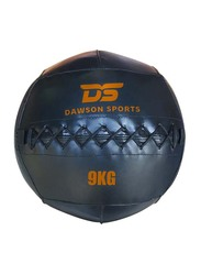Dawson Sports Cross Training Wall Ball, Black, 9KG