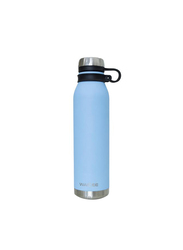 Waicee 750ml Icy Sky Stainless Steel Thermal Insulated Vacuum Flask, Sky Blue